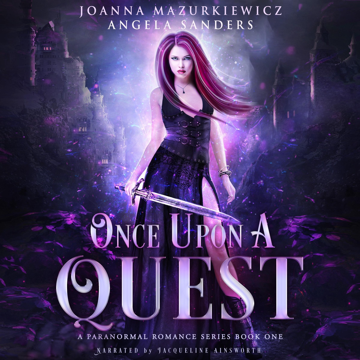 Once Upon a Quest, by Joanna Mazurkiewicz