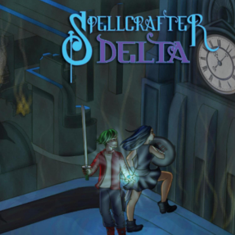 Spellcrafter-Delta, by Christopher Kirkland