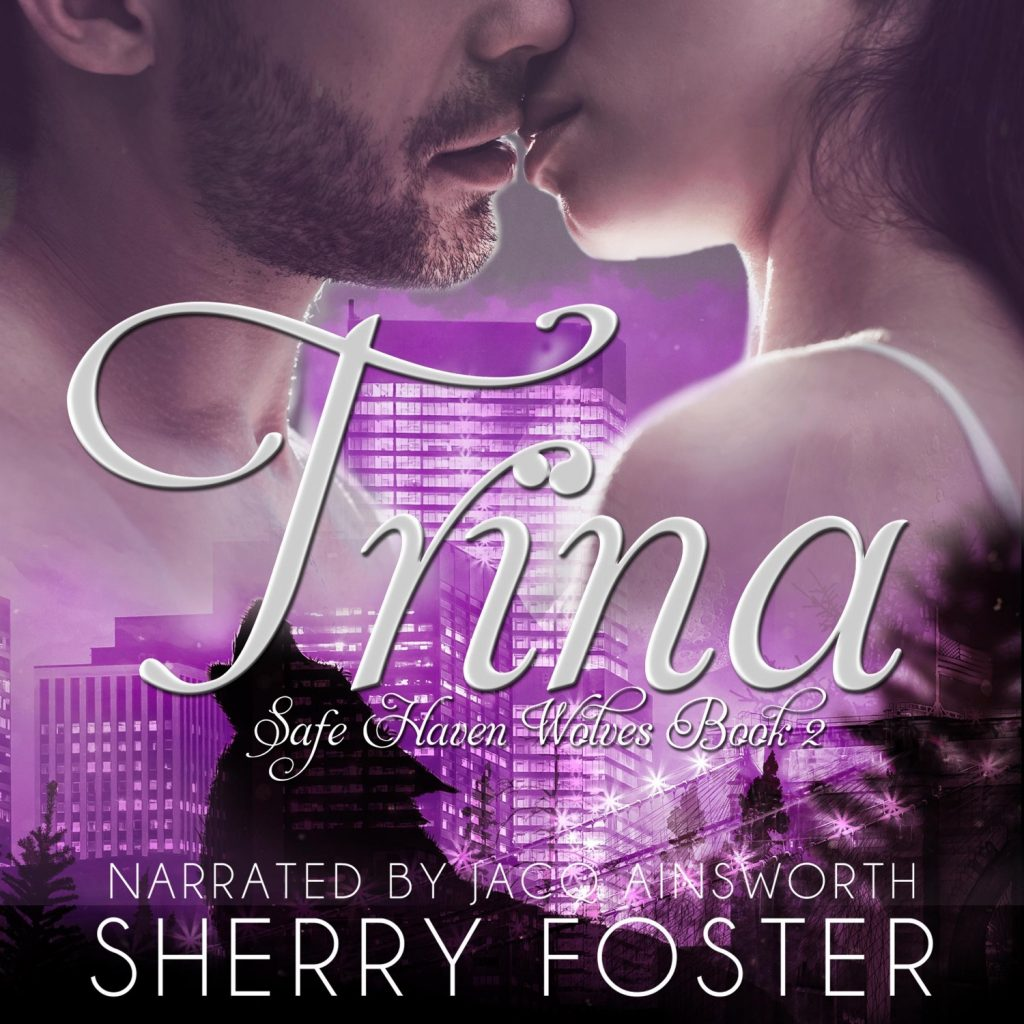 Trina (Safe Haven Wolves Book 2), by Sherry Foster